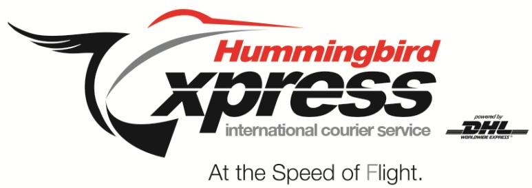 Hummingbird Express Online Shopping Service - TTPOST