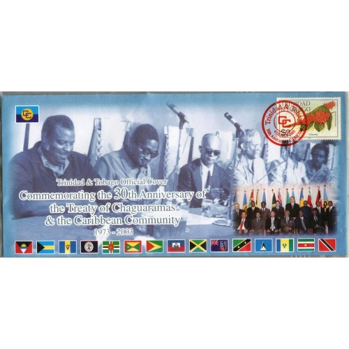 CARICOM 30th Anniversary