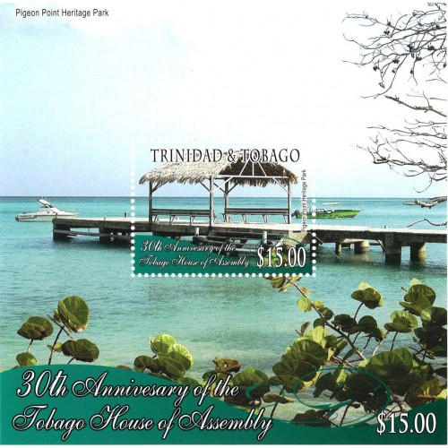 Tobago House of Assembly 30th Anniversary