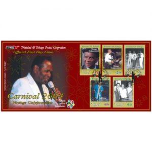 Vintage Calypsonians